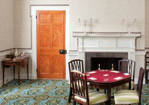 Dumbarton House Front Parlor