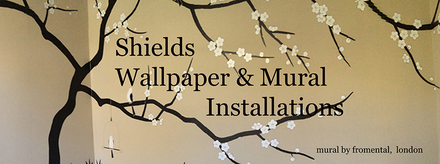 Shields Wallpaper & Mural Installationa header image